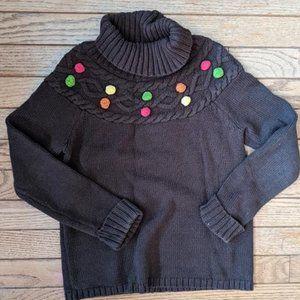 Gymboree Pom Pom Sweater 7 - 8